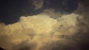 آسمان ابری اهواز