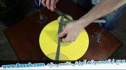 لیوان معلق - طریقه معلق کردن لیوان در هوا بدون پایه