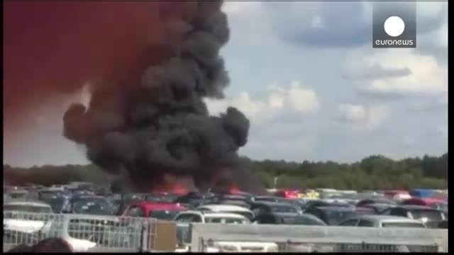 اطلاعات جدید از سقوط هواپیمای خانواده بن لادن