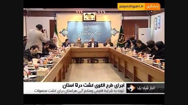 وزیر جهاد کشاورزی: نیازی به واردات میوه نداریم