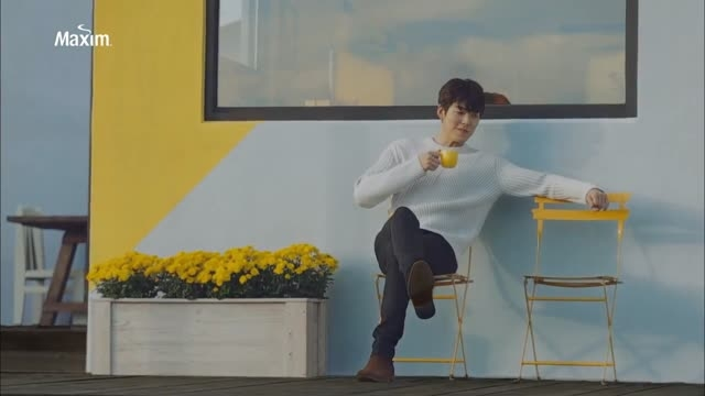 Kim Woobin for Maxim Mocha Gold New TVCF / 30 sec