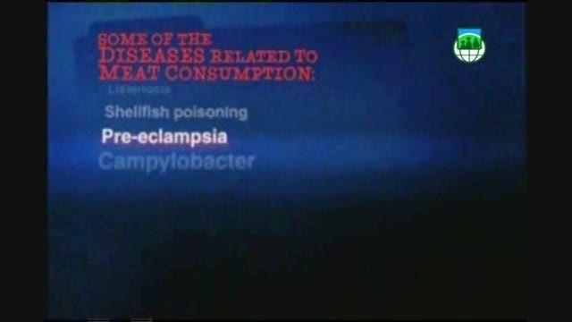 بیماریهای مربوط به مصرف گوشت
