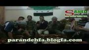 حادثه در مجلس جشن مخالفین سوریه