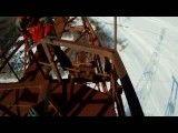 نجات معجزه آسای مرد روسی پس از سقوط از ارتفاع ۱۲۰ متری