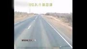 راننده ناشی حادثه آفرید