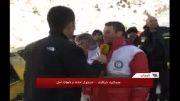 تصاویر از سقوط مرگبار اتوبوس در جاده هراز