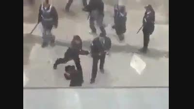 خشونت وحشیانه پلیس ترکیه ،علیه مردم کورد