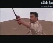 درگیری شدید یگان نیروی انتظامی با اشرار جاده بم کرمان!