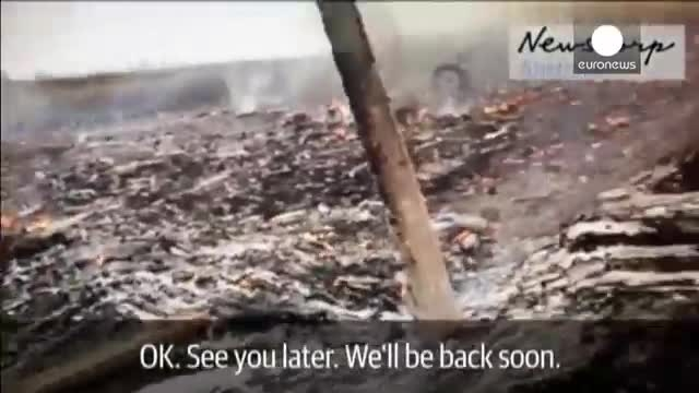 تقویت فرضیه ساقط شدن هواپیمای مالزیایی با یک موشک روسی