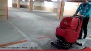 دستگاه نظافت صنعتی اسکرابر ایتالیایی برند RCM مدل Go