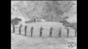 اعدام افسارن آلمانی بعد از پایان جنگ جهانی دوم