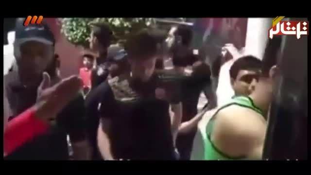 برنامه نود: تفاوت برخورد بازیکنان با تماشاگران در ایران