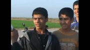 تفریح و مصاحبه جالب نوجوانان رامشیری