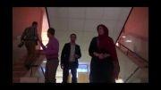 بازدید مهتاب کرامتی از کلاس آینده و مرکز مهندسی