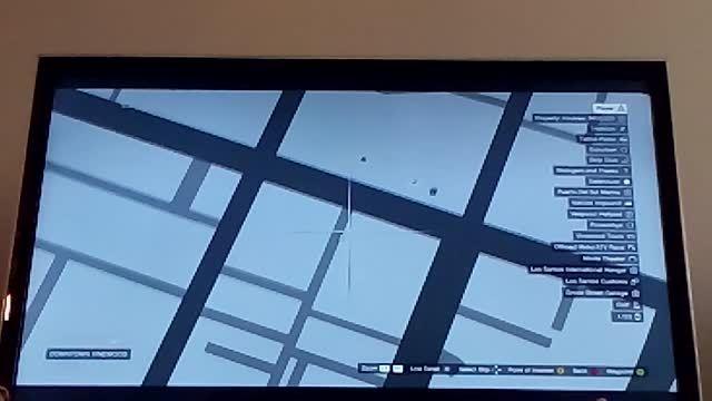 مکانی برای پلیس بازی... در GTA v