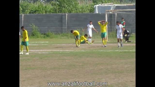 جوانان گمرک 3-0 شهرداری پره سر