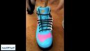 کفش برقی جالب!!!