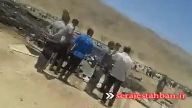 سقوط جنگنده اف4 ارتش در شیراز