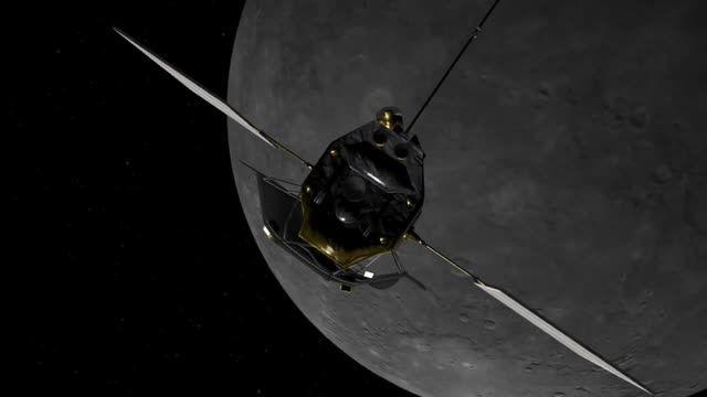 تصاویر شگفت انگیز فضاپیمای مسنجر از سیاره عطارد