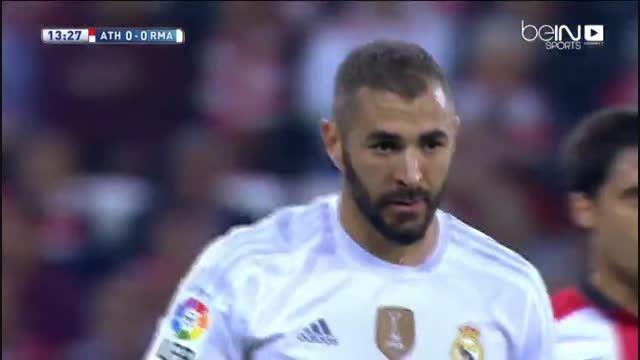 رئال مادرید 2 بیلبائو 1، خلاصه بازی