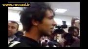 خواننده ی رپ هم کاندیداهای ریاست جمهوری شد+اجرای زنده