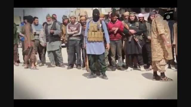 اعدام دو نفر بدست داعش در دیرالزور سوریه