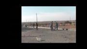 اعدام فجیع ۱۰۰ نفر به دست داعش