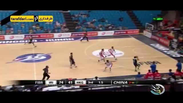 گزارشی از شروع مقتدرانه تیم ملی بسکتبال در آسیا