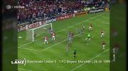 بایرن مونیخ - منچستر یونایتد / فینال لیگ قهرمانان 1999