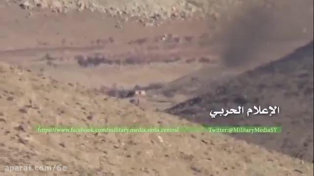 ترکیدن یک مقام مسئول از النصره توسط ارتش سوریه