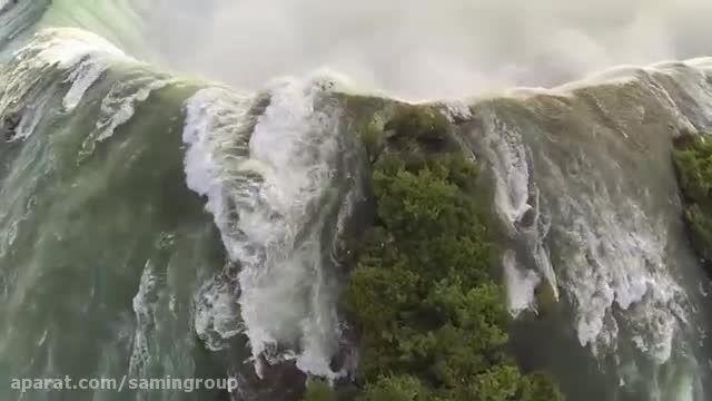 بازدید از آبشار نیاگارا توسط هلدینگ سمین