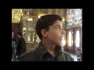 نوروزانه و گردشگری در تهران به زبان انگلیسی