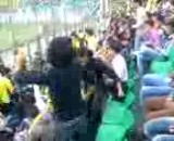 قص و شادی هواداران سپاهان از 4 ساعت قبل از شروع بازی-