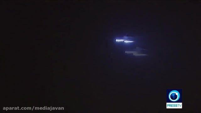 بمب افکن های غول پیکر روسیه در عملیات ضد داعش