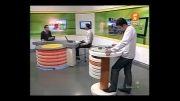 پایگاه متن کاوی نور در برنامه تلویزیونی برخط