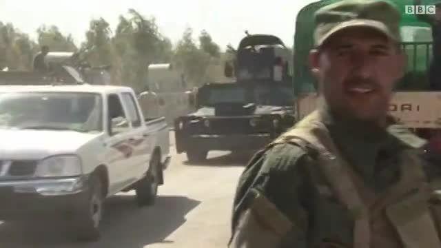 ادامه عملیات ارتش عراق برای بازپس گیری تکریت