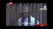 فریادهای محمد مرسی در دادگاه