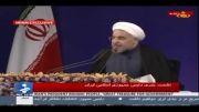 وعده های دروغ احمدی نژاد و جواب روحانی