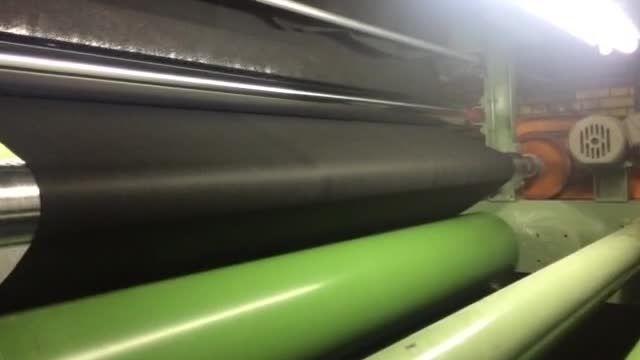 کارخانه تولید چرم مصنوعی