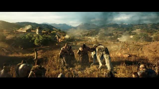 تیزر کوتاه فیلم Warcraft