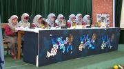 نمایشنامه خوانی برگزیده جشنواره رضوی