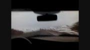 طبیعت زیبای زمستانی جاده مشهد-تربت حیدریه