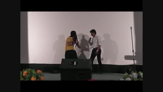 تئاتر و رقص و بمب خنده با گروه تئاتر خنگولستان