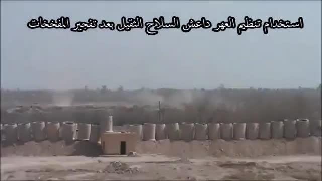 عملیات ارتش سوریه-سوریه -عراق-داعش