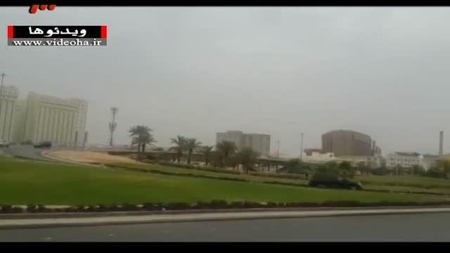 حواشی پرسپولیس در عربستان