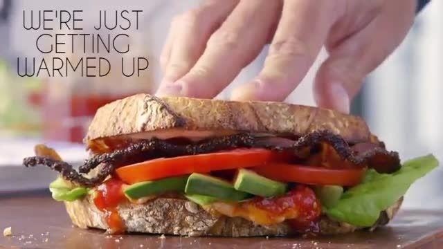 آیا می توانید بدون احساس گرسنگی، تا آخر تماشا کنید؟