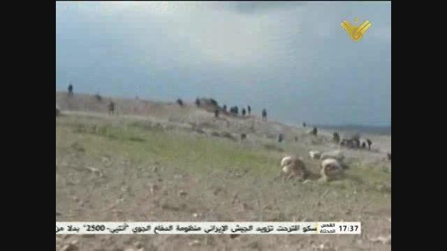 عملیات های گسترده کردها و ارتش سوریه علیه داعش در حسکه