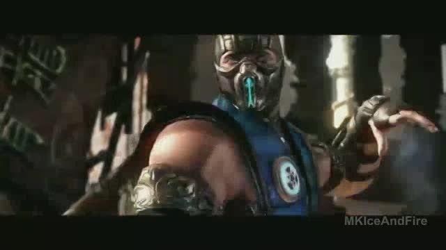 تریلر جدید Mortal Kombat X ! ارمک هم به مبارزان پیوست !