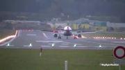 بریتیش ایرویز A319  فرودگاه زوریخ