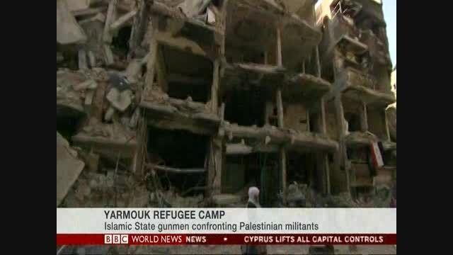 یرموک بار دیگر حماس را به دولت سوریه نزدیک می کند